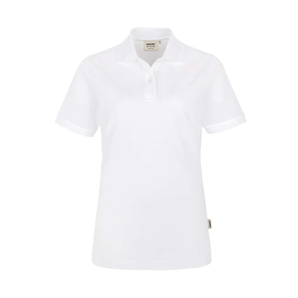 d397d0a313efee HAKRO Damen Polo-Shirt TOP 224 weiß | Shirts Pullover Hemden |  Berufskleidung | pch-shop.de